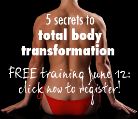 total body transformation, weight loss